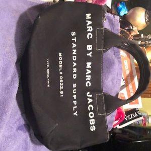 Marc Jacobs canvas bag